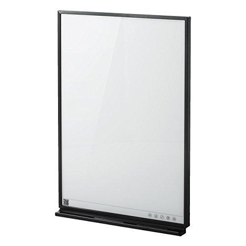サンワダイレクト 電子ホワイトボード 板書→スマホ・タブレット デジタル保存 Bluetooth アプリ連動 壁掛け 400-MEDIWB1