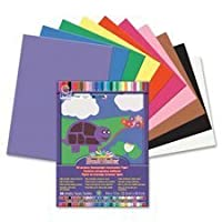 NEW - Construction Paper, 58 lbs., 18 x 24, White, 50 Sheets/Pack - 9217 By PACON CORPORATION [並行輸入品]
