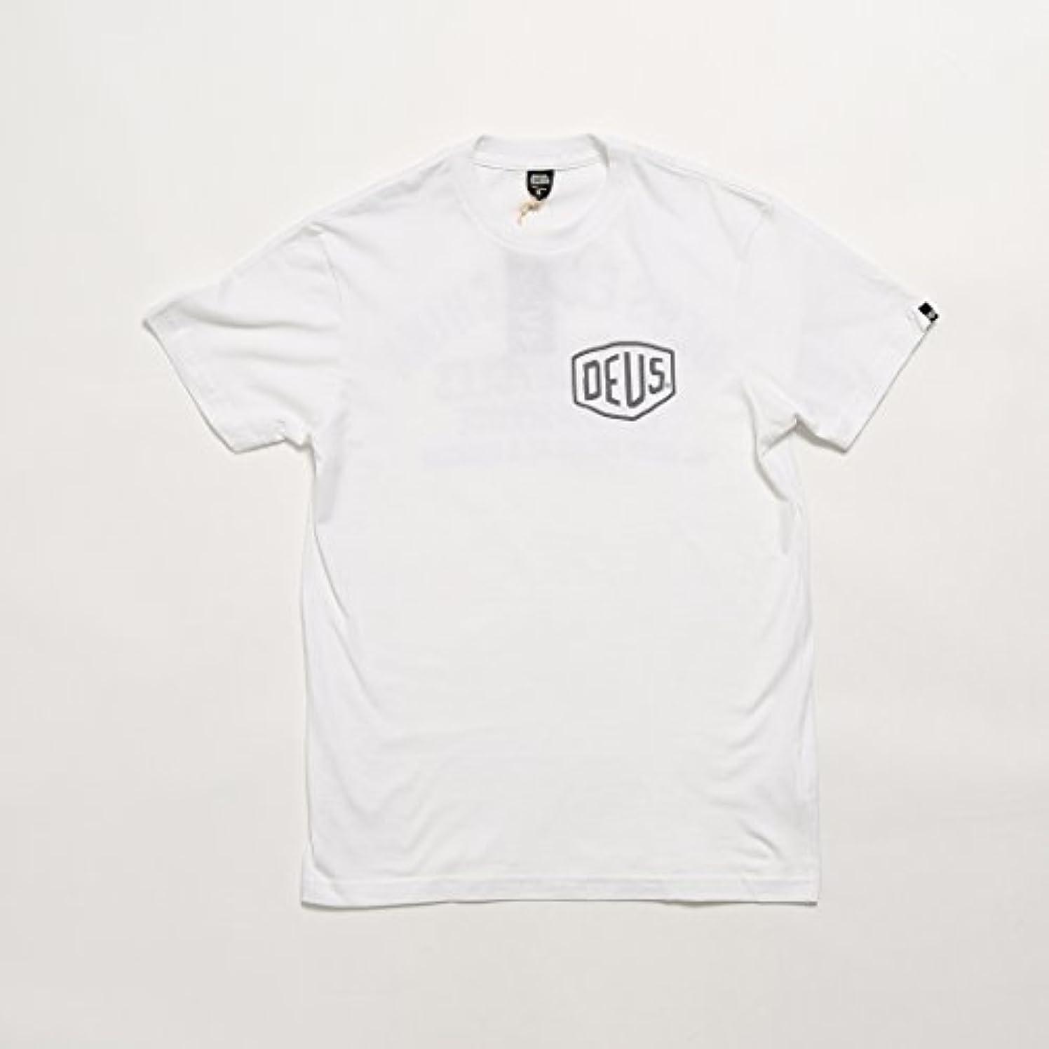 ユーモアブランチアプト(デウス エクス マキナ) DEUS EX MACHINA CANGGU ADDRESS Tシャツ [T-DMW41808B]