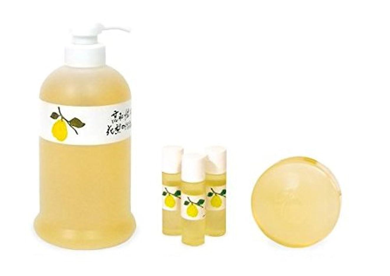 バースラッシュ普通の花梨化粧水630mlハッピーセット