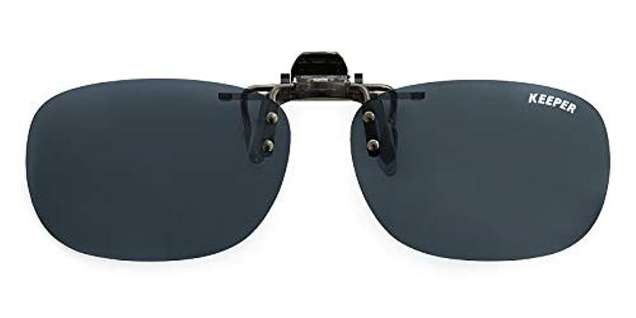 注釈を付けるクランシーフォーム【クリップオン 跳ね上げ式 サングラス】CLIP ON KEEPER(クリップオンキーパー)手持ちのメガネが度数付きサングラスになる!釣り?スポーツ?偏光レンズ