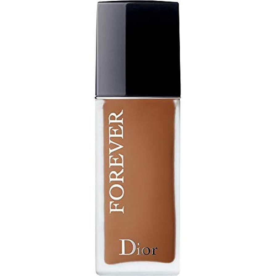 冒険メタン噛む[Dior ] ディオール永遠皮膚思いやりの基盤Spf35 30ミリリットルの6N - ニュートラル(つや消し) - DIOR Forever Skin-Caring Foundation SPF35 30ml 6N -...