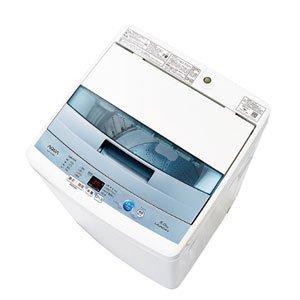 アクア 5.0kg 全自動洗濯機 ホワイトAQUA AQW-S50E-W