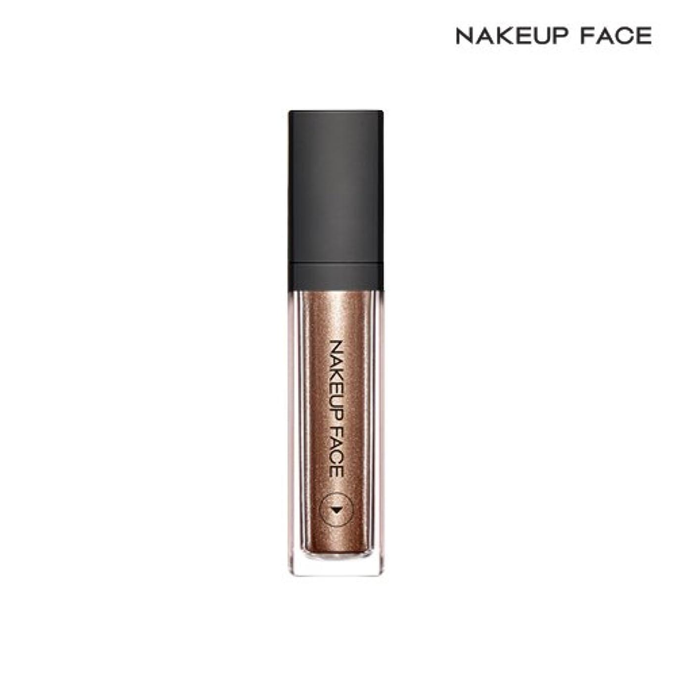 作成者極小五ネイクアップ フェイス[NAKE UP FACE] アイグロス EyeGloss,Shadow [海外直送品][並行輸入品] (No.02 Nude Glow)