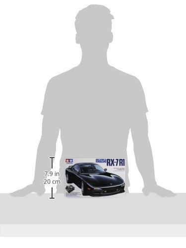 タミヤ 1/24 スポーツカーシリーズ No.116 マツダ RX-7 R1 プラモデル 24116