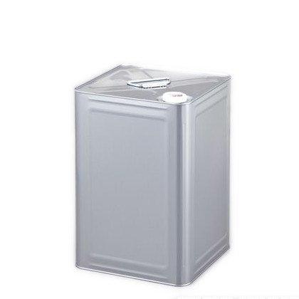 アズワン 一斗缶 内面PEコート缶 235×235×340mm18L (1-3798-01)