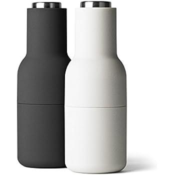 MENU メニュー ボトルグラインダー アッシュ&カーボン(スチールトップ) Sサイズ 4418599 4418599