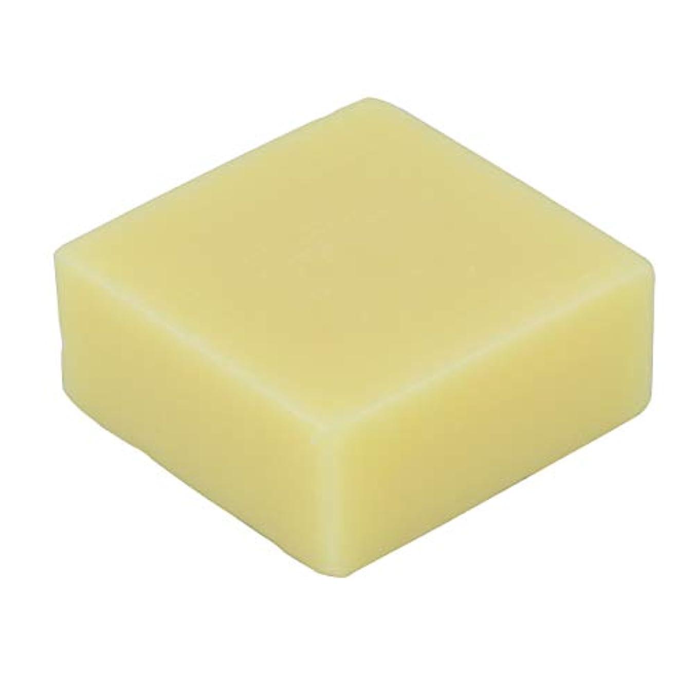 Lurrose お風呂用洗顔石鹸バー手作りエッセンシャルオイル石鹸人参石鹸