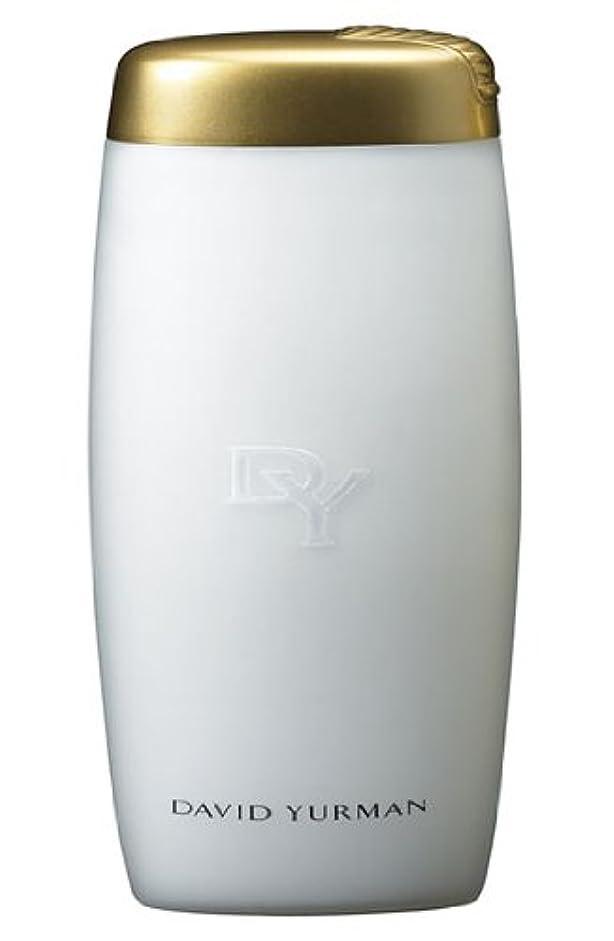 いつ年金世界に死んだDavid Yurman (デイビッド ヤーマン) 6.7 oz (100ml) Luxurious Body Lotion (箱なし) for Women