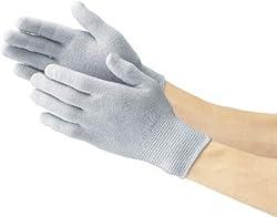 TRUSCO(トラスコ) 静電気対策用手袋 ノンコートタイプ Lサイズ TGL-2995L
