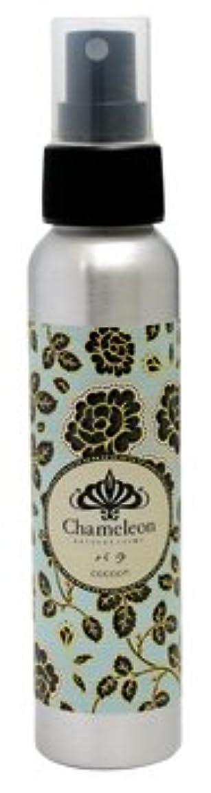ロゴ徴収儀式カメレオン「ミストローション」ローズ水配合 保湿ケア 美髪ケア