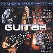 Music Legends: Guitar Greats by Various Artists
