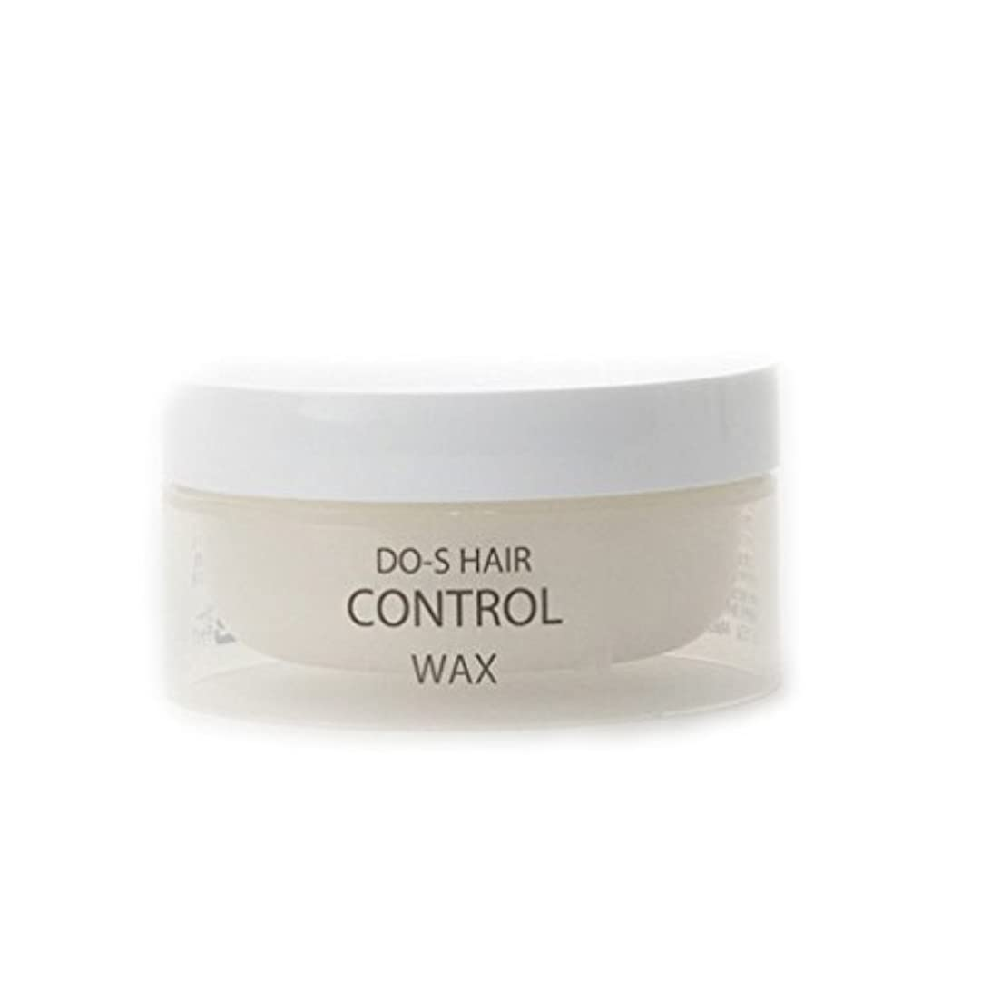 ポンプ一般眩惑するDO-S HAIR CONTROL ワックス 50g