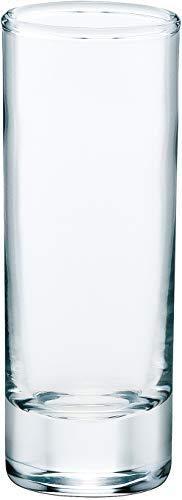 東洋佐々木ガラス ショットグラス 花かざり 80ml B-20104