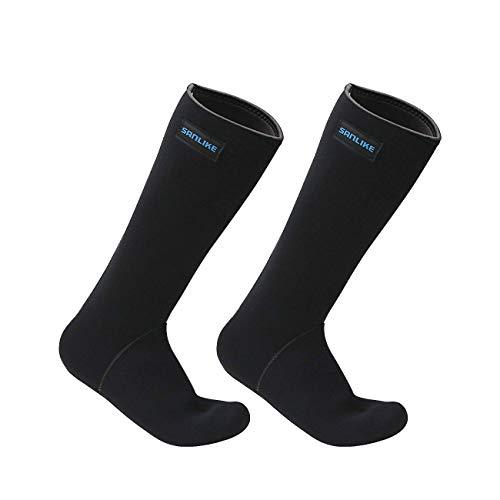 c86f1e40f6ef9 サンライク(SANLIKE)ネオプレン ソックス 渓流 靴下 ウエットソックス ネオプレン 靴下 長靴 完全防水 防寒