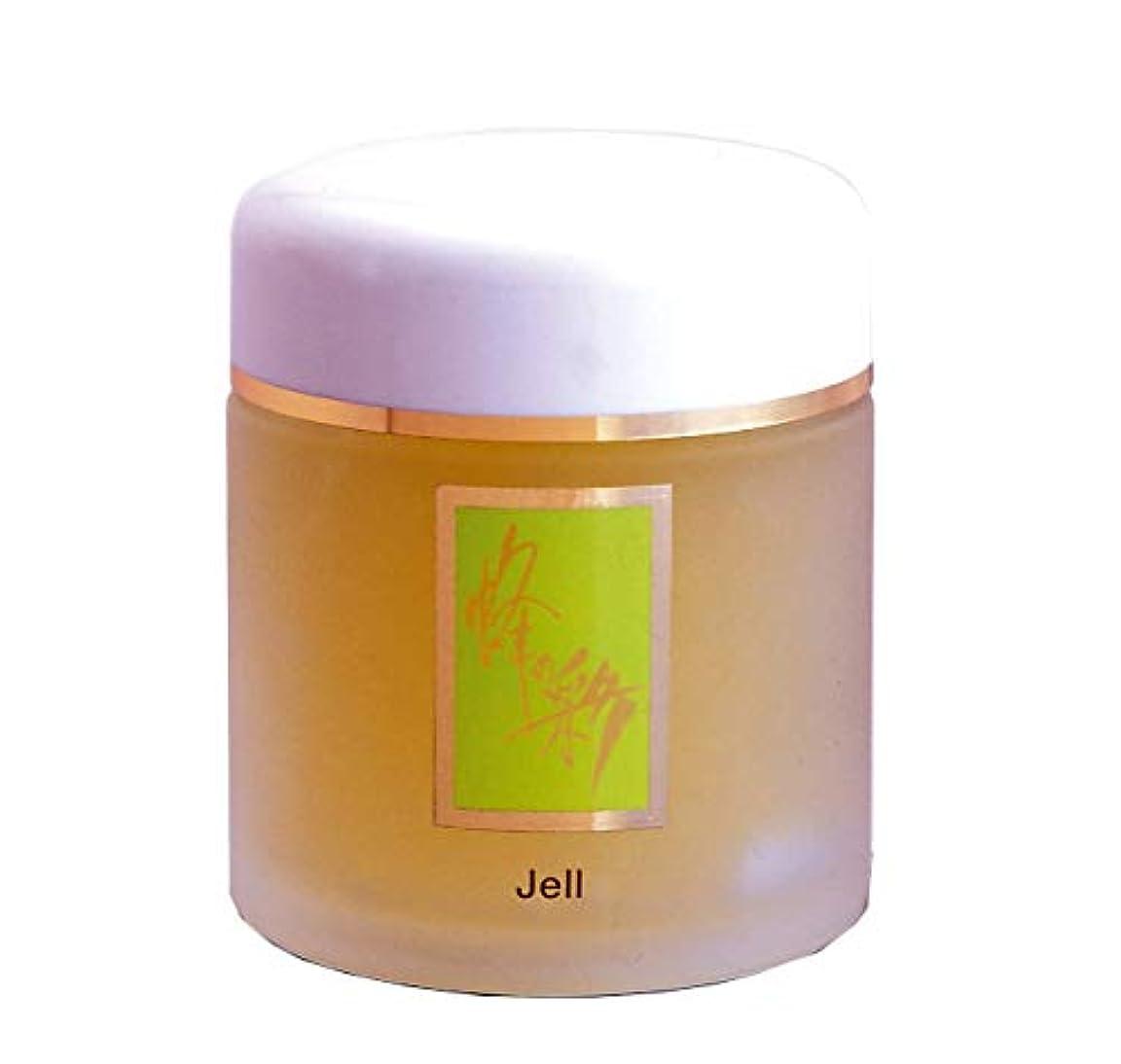 筋好色な夕暮れ蜂の彩ジェル