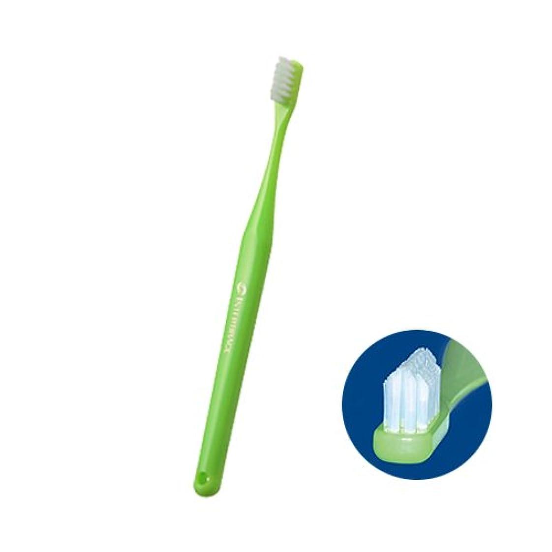 消毒するヒントほめるオーラルケア インターブレイス INTER BRACE 1本 ライトグリーン
