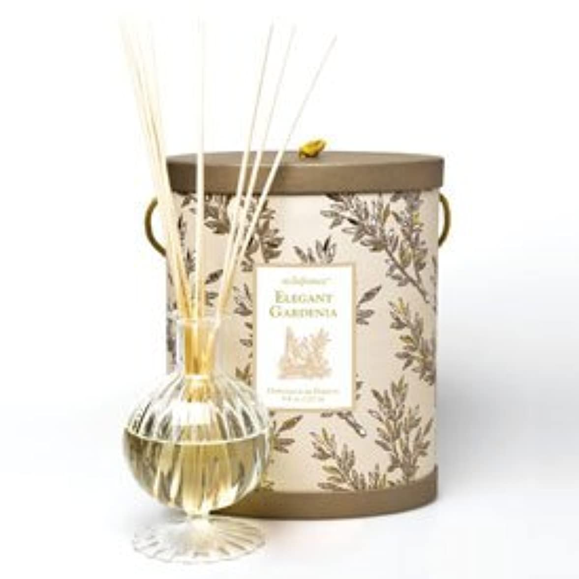 バクテリアフランクワースリー平手打ちSeda France Elegant Gardenia Diffuser Set (NEW PACKAGING) by Seda France