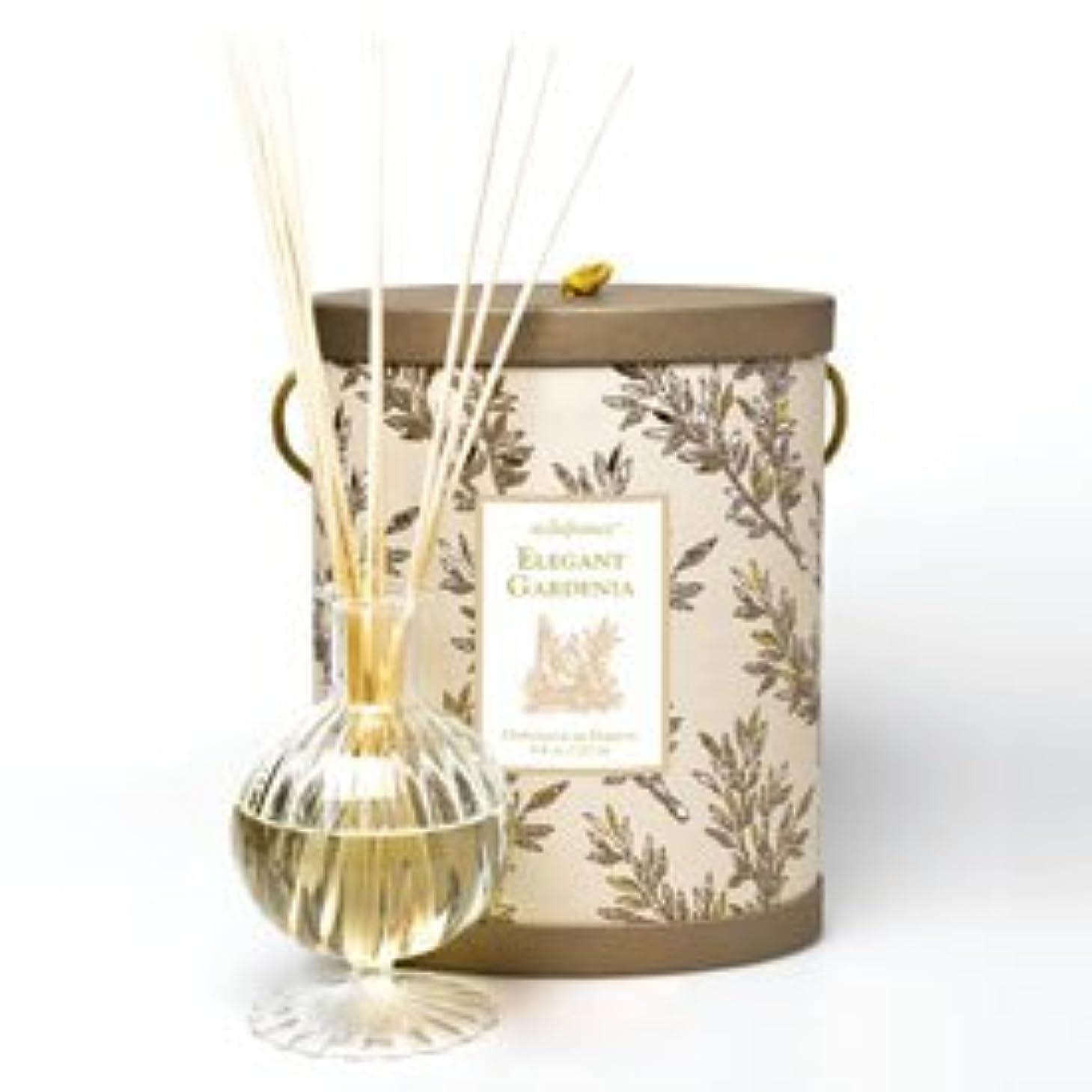 知っているに立ち寄る砂のリダクターSeda France Elegant Gardenia Diffuser Set (NEW PACKAGING) by Seda France