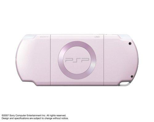 PSP「プレイステーション・ポータブル」 ローズ・ピンク (PSP-2000RP) 【メーカー生産終了】