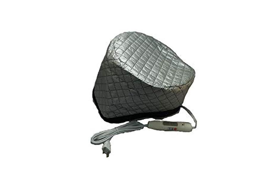 バスルーム起業家コートマイルドヒートキャップEX 2段階温度調整スイッチ付き(リニューアル品) ヘナ トリートメント 加温キャップ