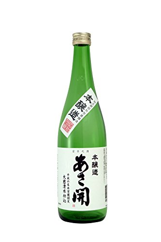 本醸造酒 昭和旭蔵 720ml