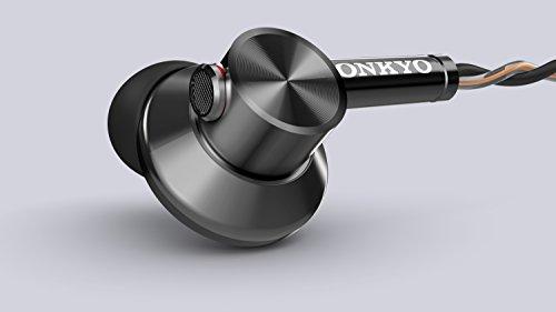 ONKYO E700M イヤホン カナル型/ハイレゾ対応 ブラック E700MB 【国内正規品】