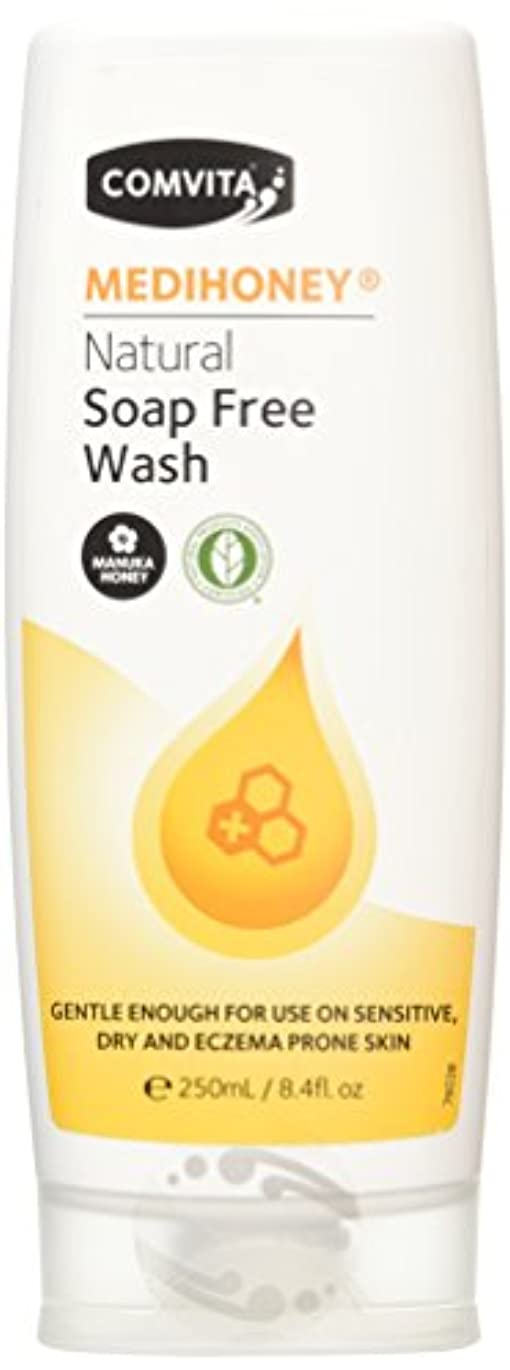 ナイロン食料品店本体Comvita 250 ml Medihoney Gentle Body Wash by Comvita