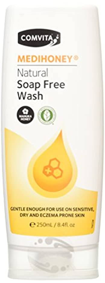 喉が渇いた迷惑推論Comvita 250 ml Medihoney Gentle Body Wash by Comvita