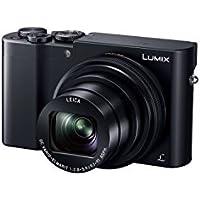 Panasonic コンパクトデジタルカメラ ルミックス TX1 光学10倍 ブラック DMC-TX1-K
