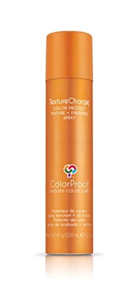 遷移改修する発症ColorProof Evolved Color Care ColorProof色ケア当局テクスチャチャージ色&保護仕上げスプレー、6.7オズ オレンジ