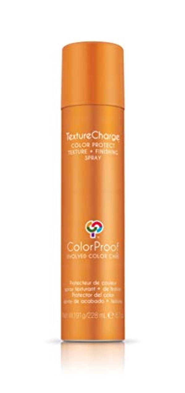 地味な部センサーColorProof Evolved Color Care ColorProof色ケア当局テクスチャチャージ色&保護仕上げスプレー、6.7オズ オレンジ