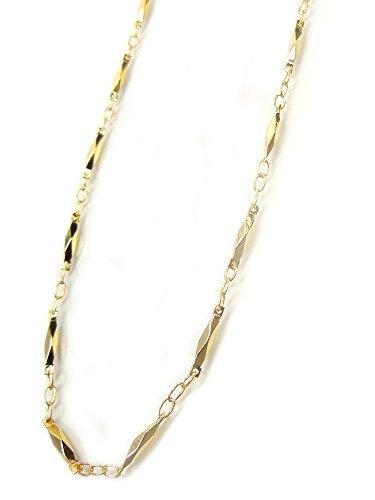磁気ネックレス・ゴールドカラー45cm男女兼用 <日本産>【あなたと私の宝石箱】【ギフトラッピング済み】