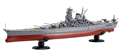 1/700 艦NEXTシリーズNo.03 日本海軍戦艦 紀伊 超大和型戦艦   460031   フジミ