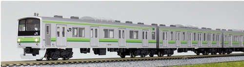 Nゲージ 10-416 205系横浜線色 (8両)