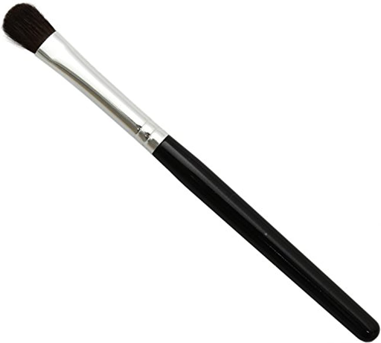 骨選択する楽観的熊野筆 メイクブラシ KUシリーズ アイシャドウブラシ 小 馬毛