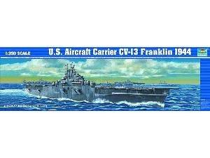 1/350 米海軍 空母 CV-13 フランクリン