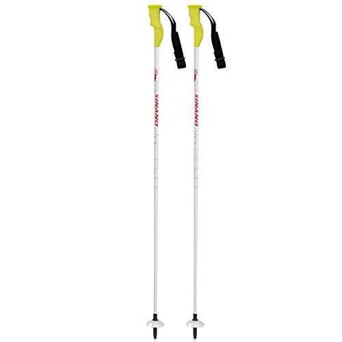 SINANO(シナノ) スキーポール 2019 BUMP DIVER ホワイト モーグル専用ポール バンプ ダイバー 18-19 シナノ...
