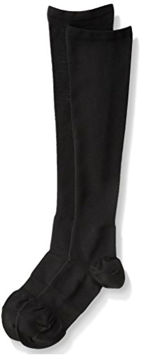 するだろう本物の官僚医学博士の考えた着圧靴下ブラックM