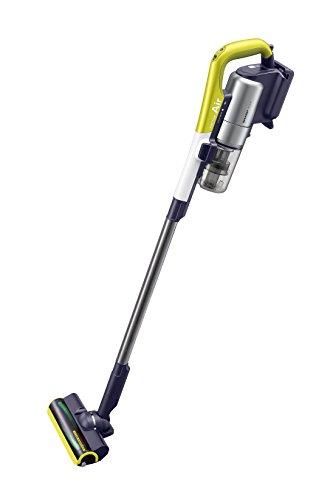 シャープ コードレスサイクロン掃除機 軽量 ドライカーボン採用 RACTIVE Air イエロー EC-A1R-Y -