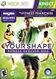 Your Shape Fitness Evolved 2012 (XBOX360 輸入版 北米)