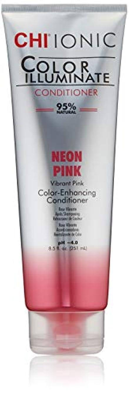 限界想起オッズIonic Color Illuminate - Neon Pink Conditioner
