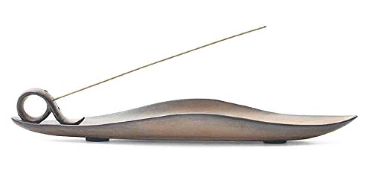 Djiale Incense Stick Holder Ceramic Incense Burner Holder with Ash Catcher