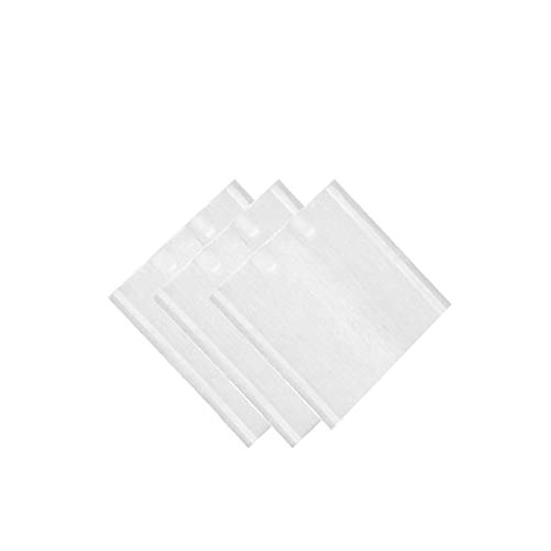 受け入れる艦隊インスタントアイメイクの綿と222pcsピュアコットン化粧水の保全白い柔らかい優しいメイクツール