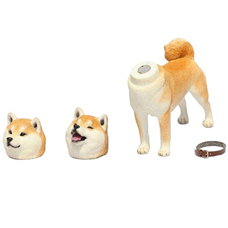 柴犬 1/6 フィギュア MRZ027-001