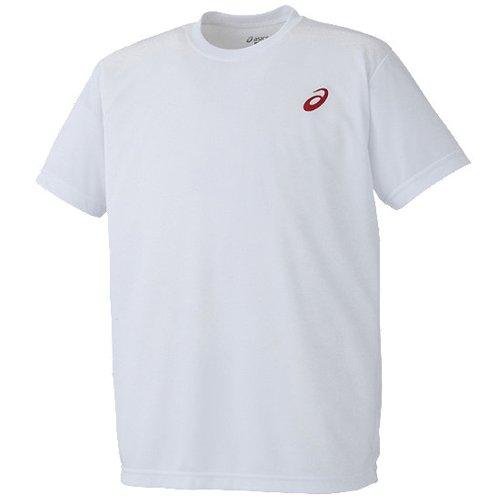 アシックス ワンポイント 半袖Tシャツ