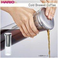 HARIO(ハリオ) コールドブリューコーヒージャグ CBS-10HSV 【人気 おすすめ 】