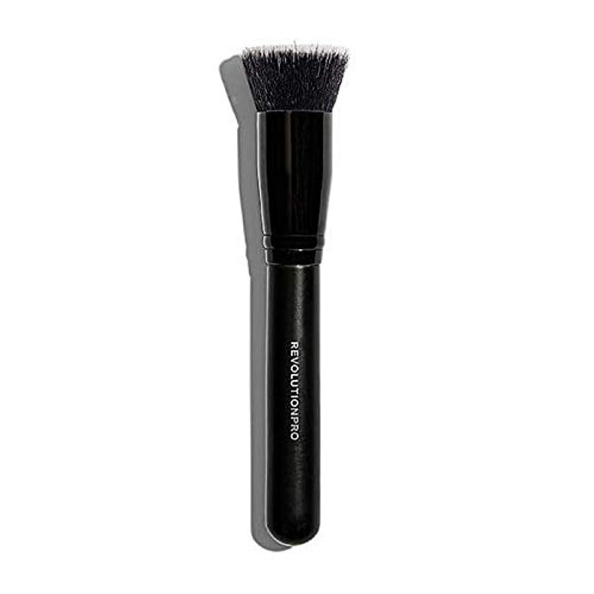 接地ループバット[Revolution ] 革命プロの液滴の基礎化粧ブラシ - Revolution Pro Liquid Drop Foundation Makeup Brush [並行輸入品]
