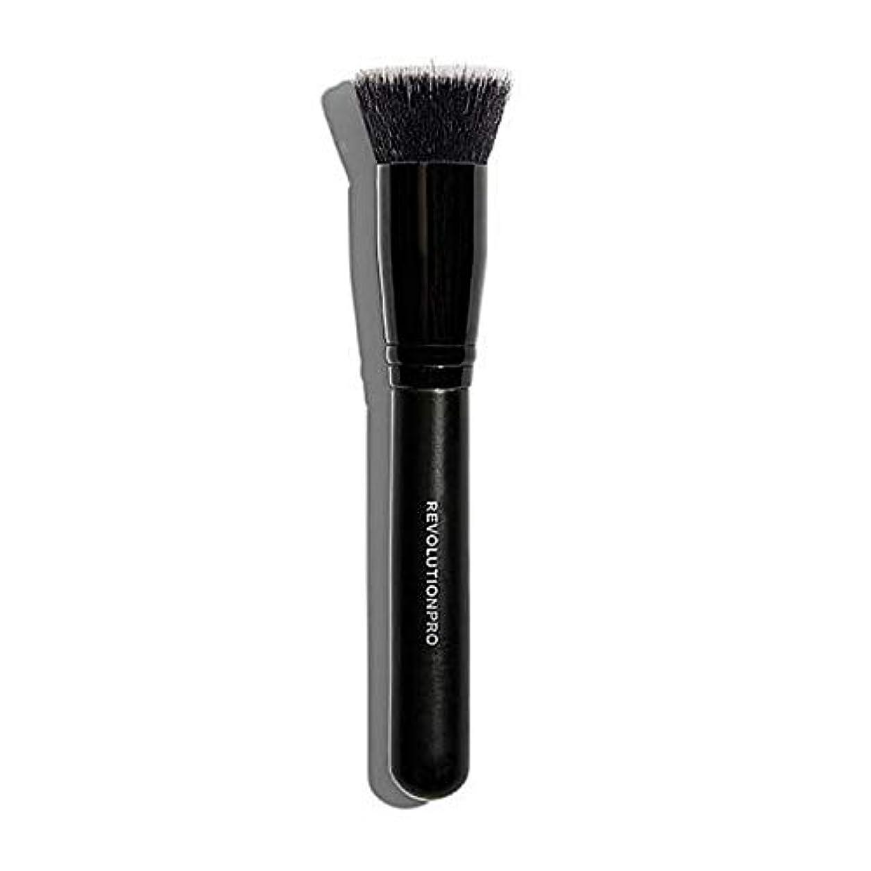 何もないバットサービス[Revolution ] 革命プロの液滴の基礎化粧ブラシ - Revolution Pro Liquid Drop Foundation Makeup Brush [並行輸入品]