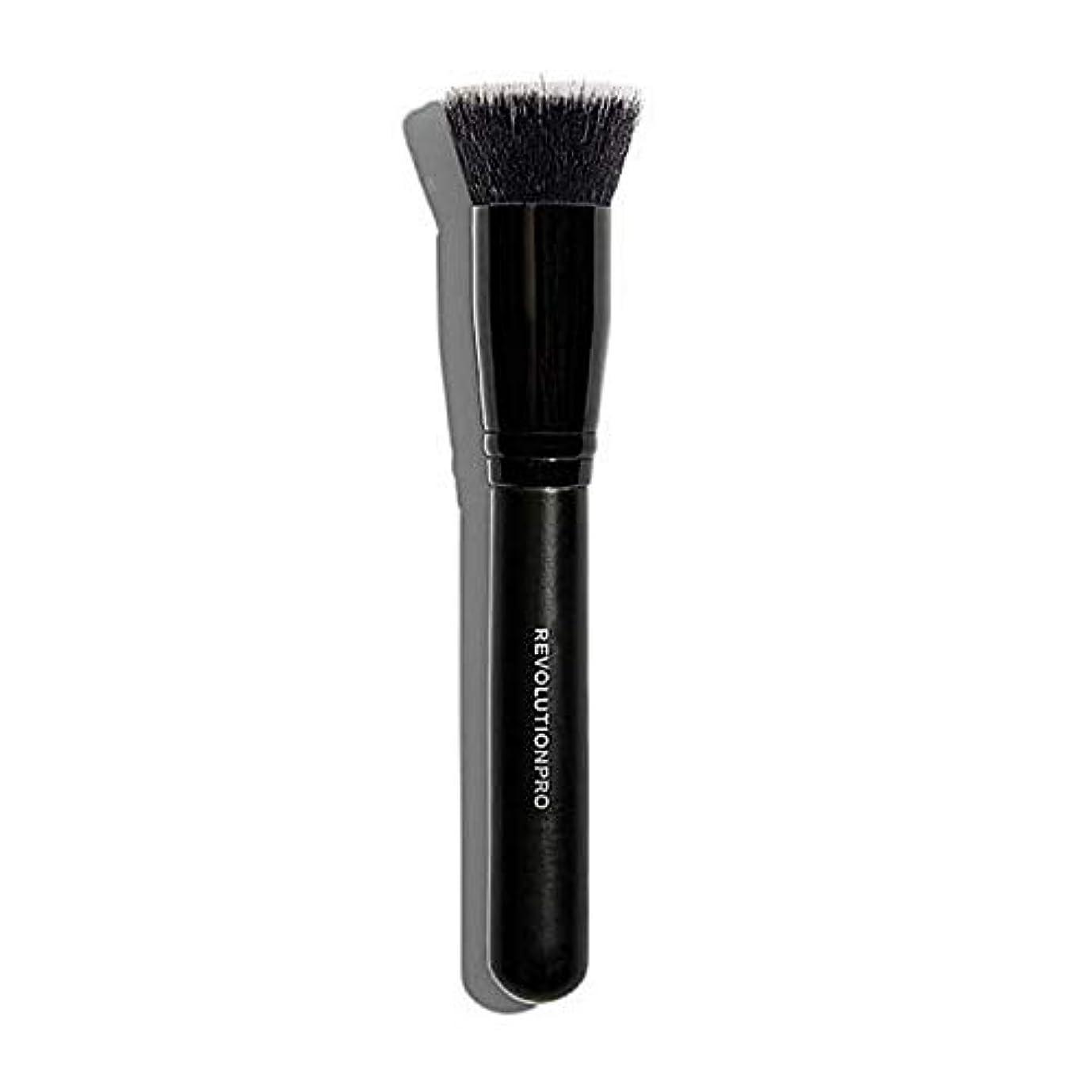 協会ステレオタイトル[Revolution ] 革命プロの液滴の基礎化粧ブラシ - Revolution Pro Liquid Drop Foundation Makeup Brush [並行輸入品]